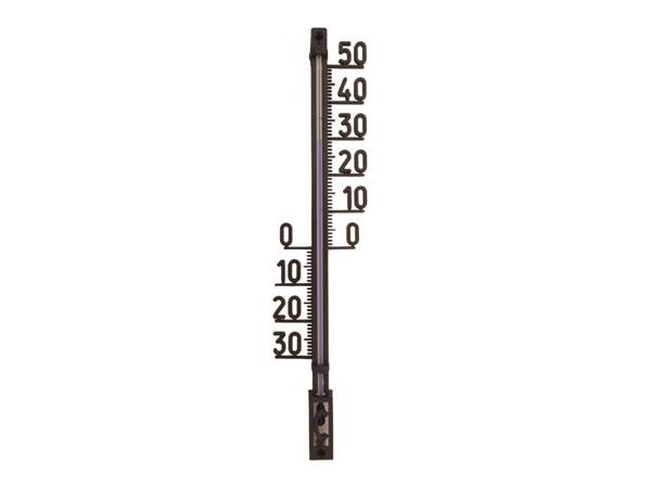 Aussenthermometer, 275x65mm