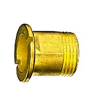 Centrale schroef M10 x 0,75 geel, aanzetstuk 8,9 mm
