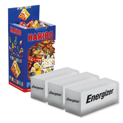 Energizer TOP3 Bestseller Paket