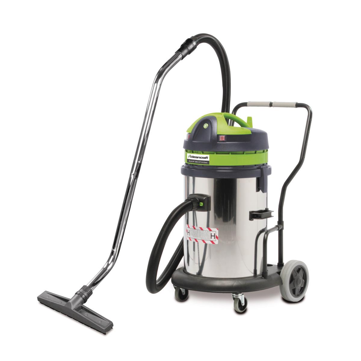 CLEANCRAFT Trockensauger dryCAT 262 ICT - Filterklasse H - für giftige und gesundheitsschädliche Stoffe