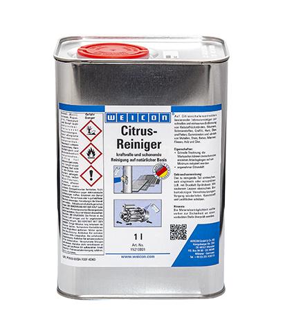 Citrusreiniger met isopropanol voor desinfectie, 1 Liter
