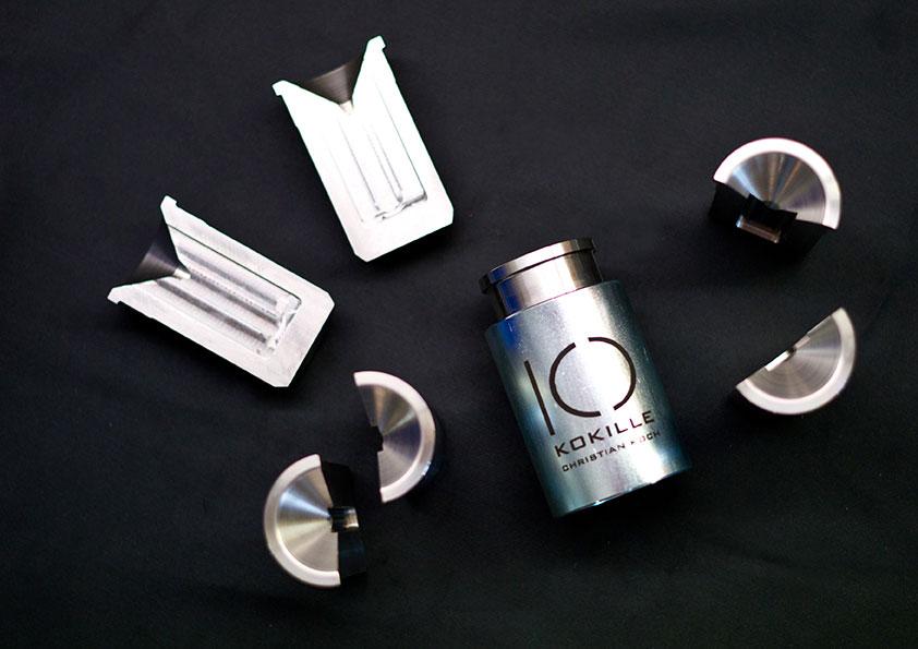 Draad gietmal 6mm