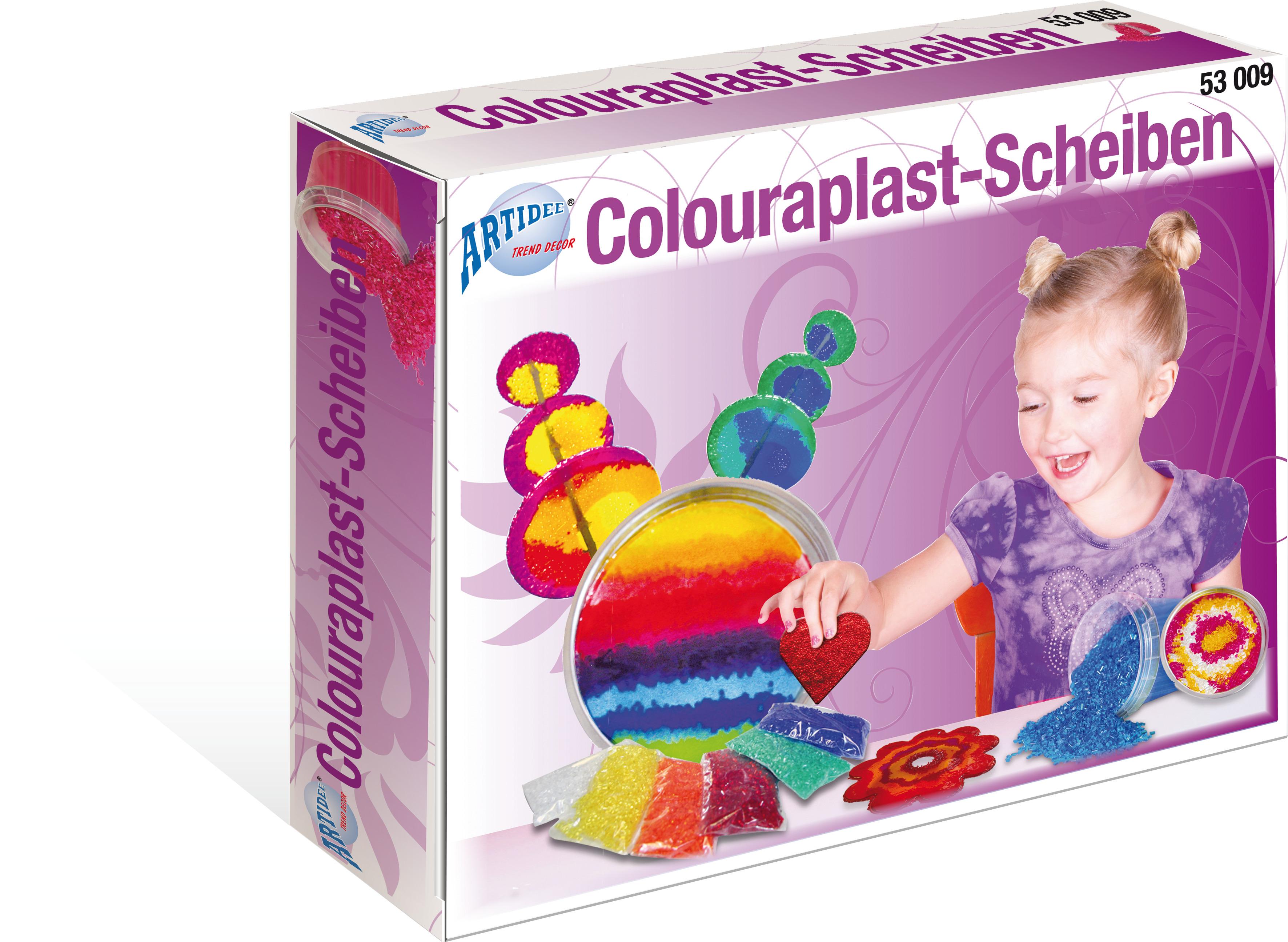 Colouraplast Scheiben Set