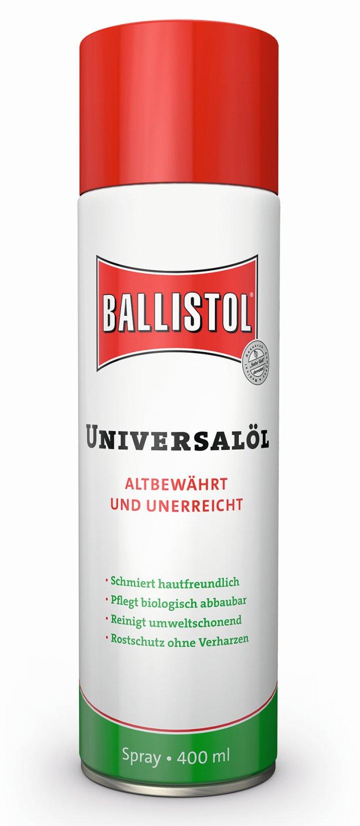 BALLISTOL Universalöl Spray, 400ml
