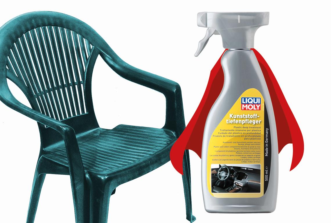 LIQUI MOLY Kunststofftiefenpfleger, 500ml