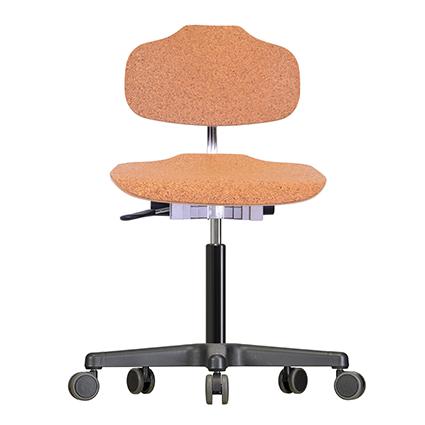 Standard-Stuhl Holz/Kork