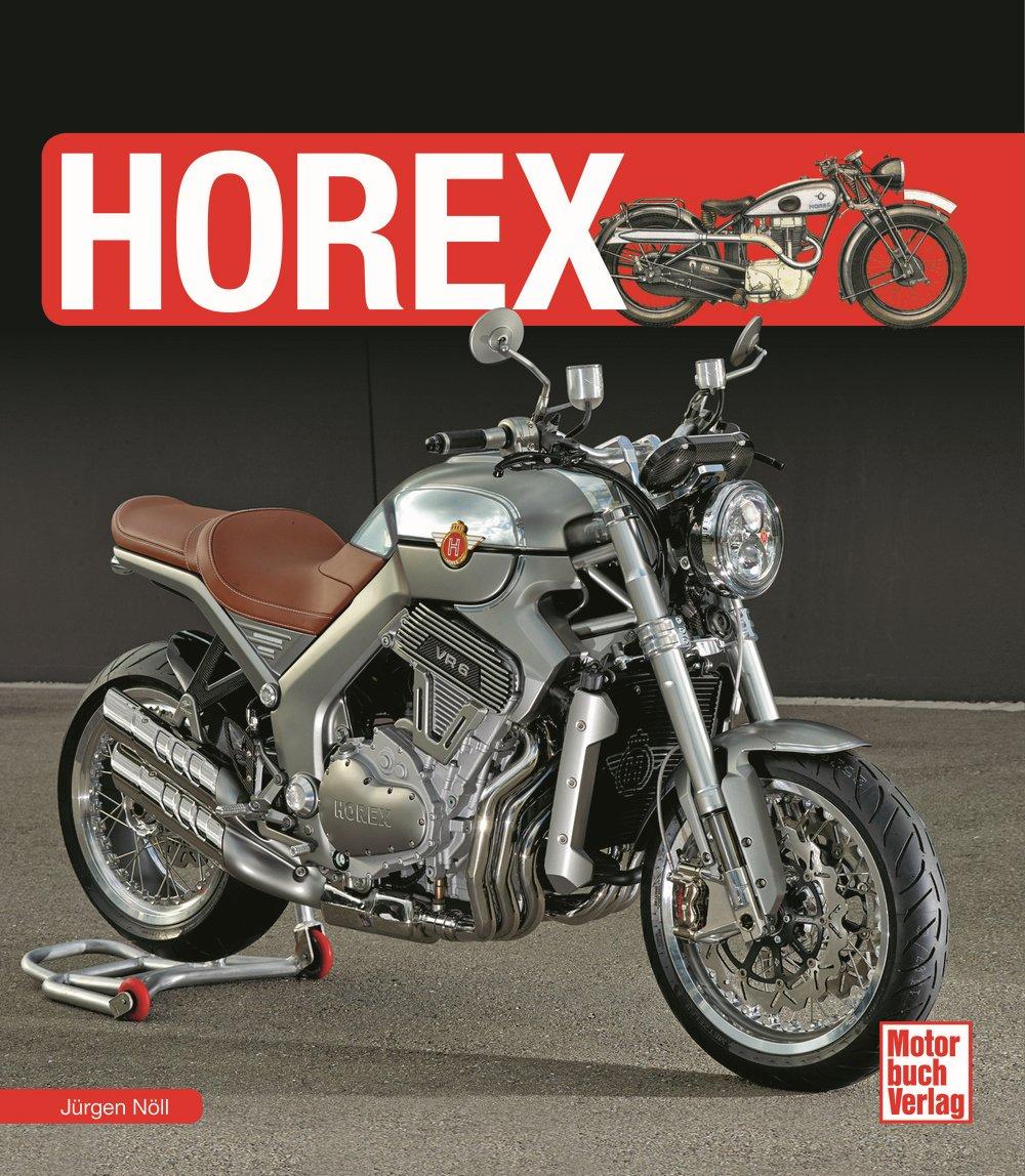 Boek: HOREX
