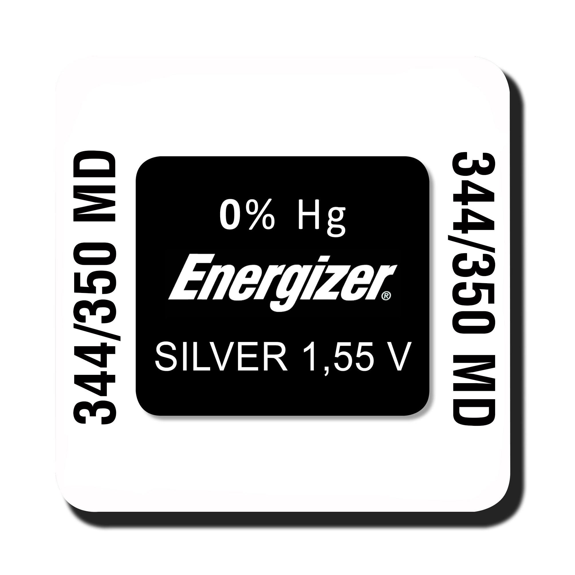 Energizer 344/350 knoopcel