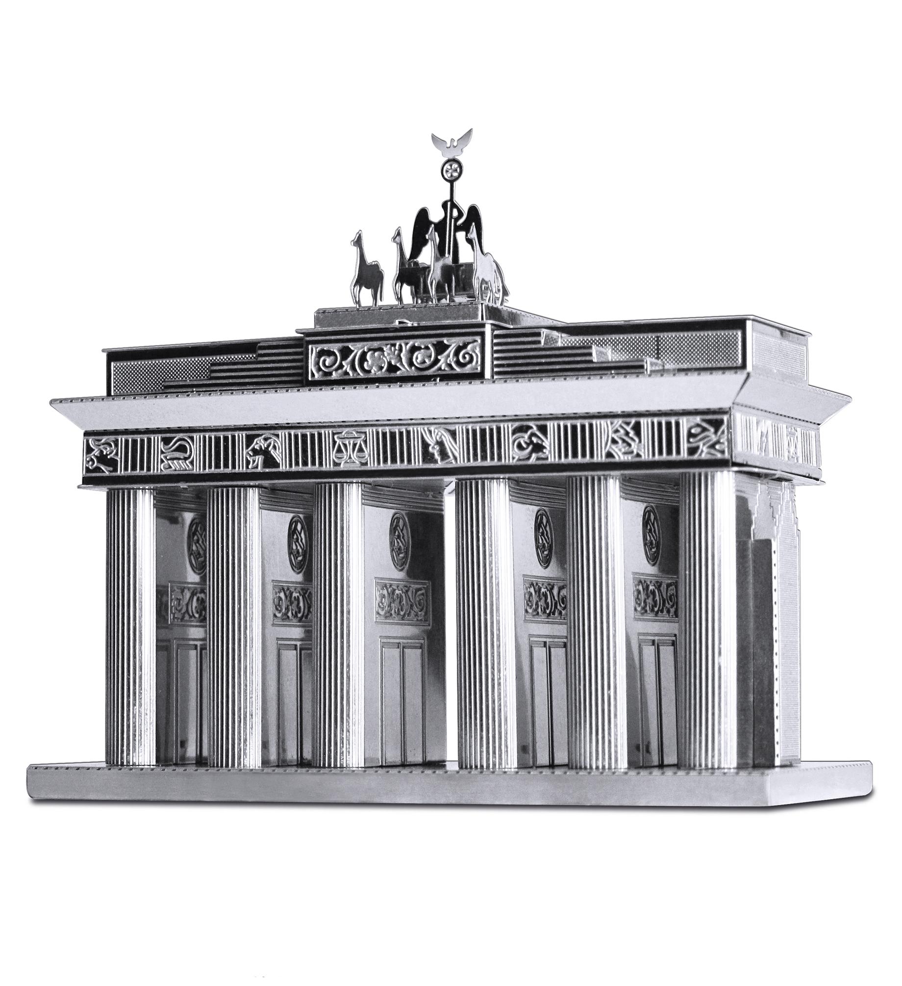 3D-Bausatz Brandenburger Tor