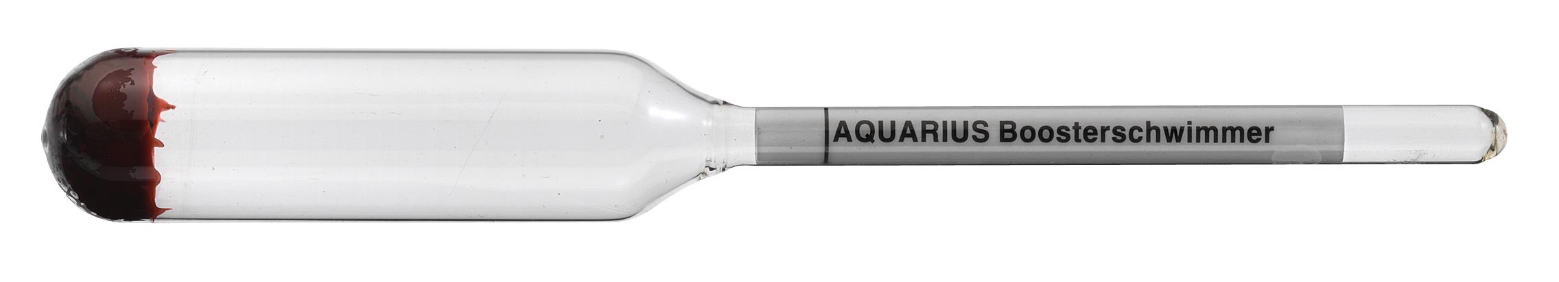 Füllstandschwimmer für den Booster Aquarius