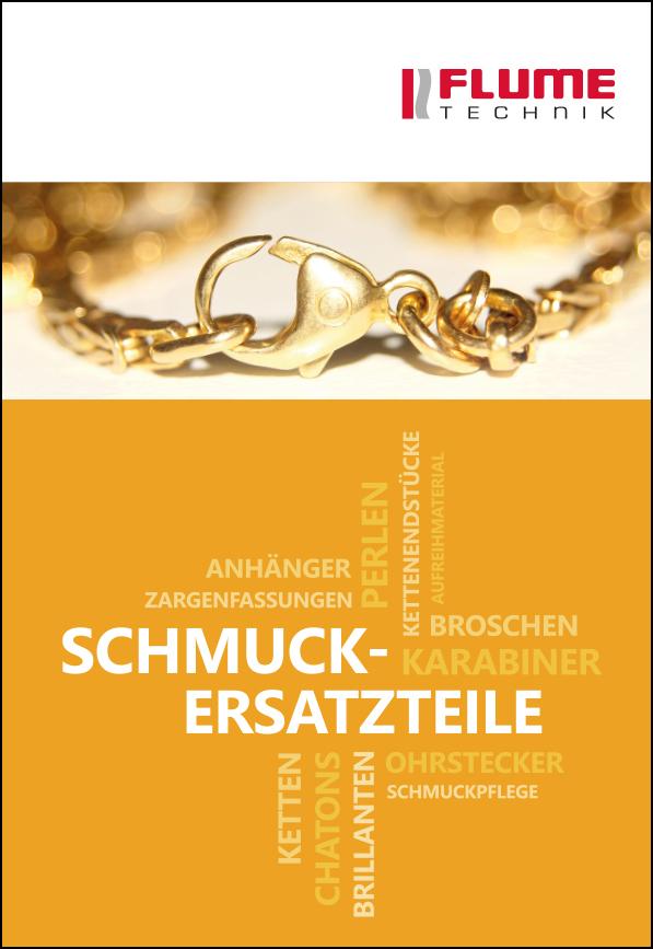 Schmuckersatzteil-Katalog