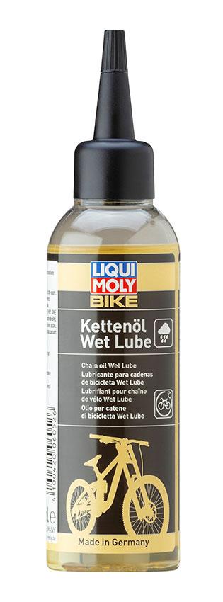 LIQUI MOLY Fietskettingolie Wet Lube, 100ml