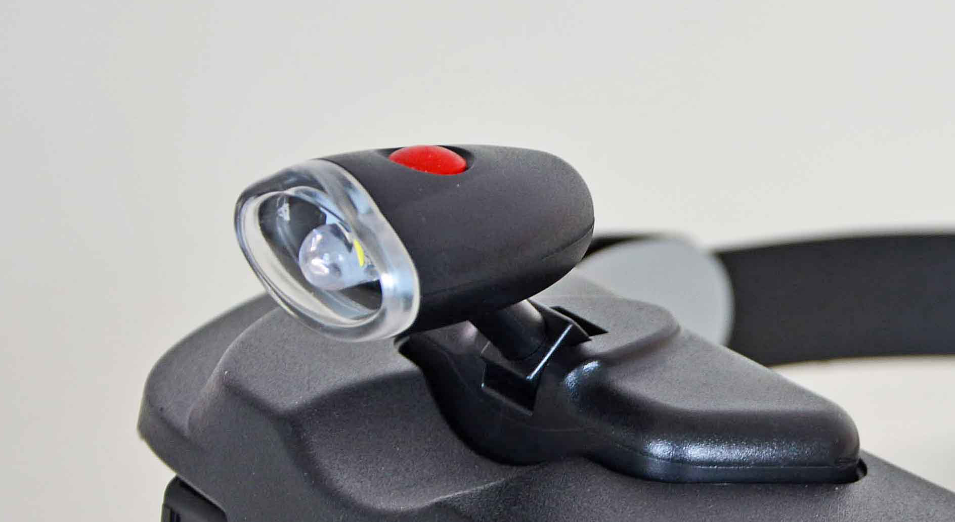 LED spot met magneet plaat