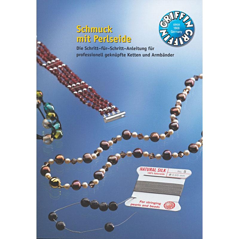 Instructieboek rijgen van juwelen met parelzijde