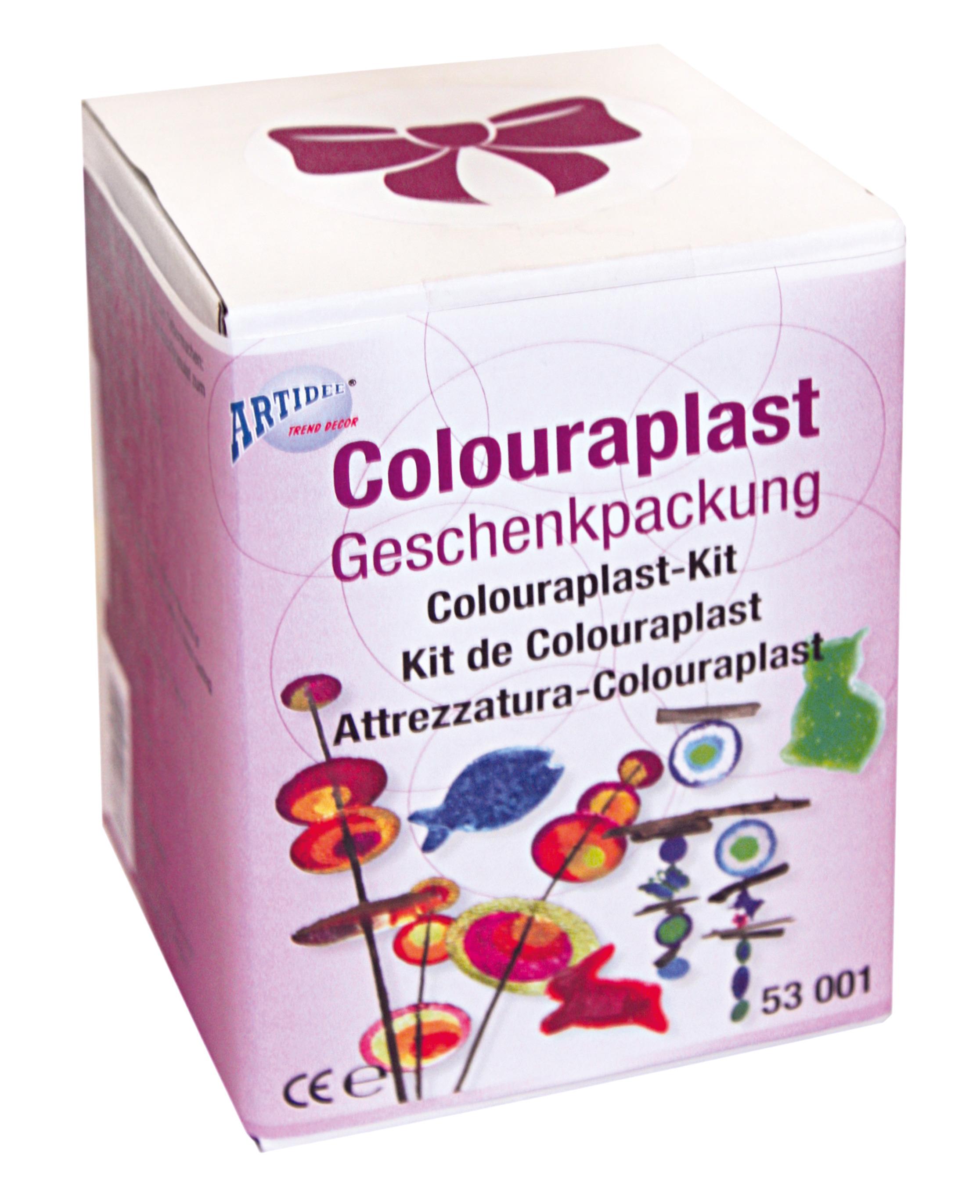Colouraplast Geschenkpackung
