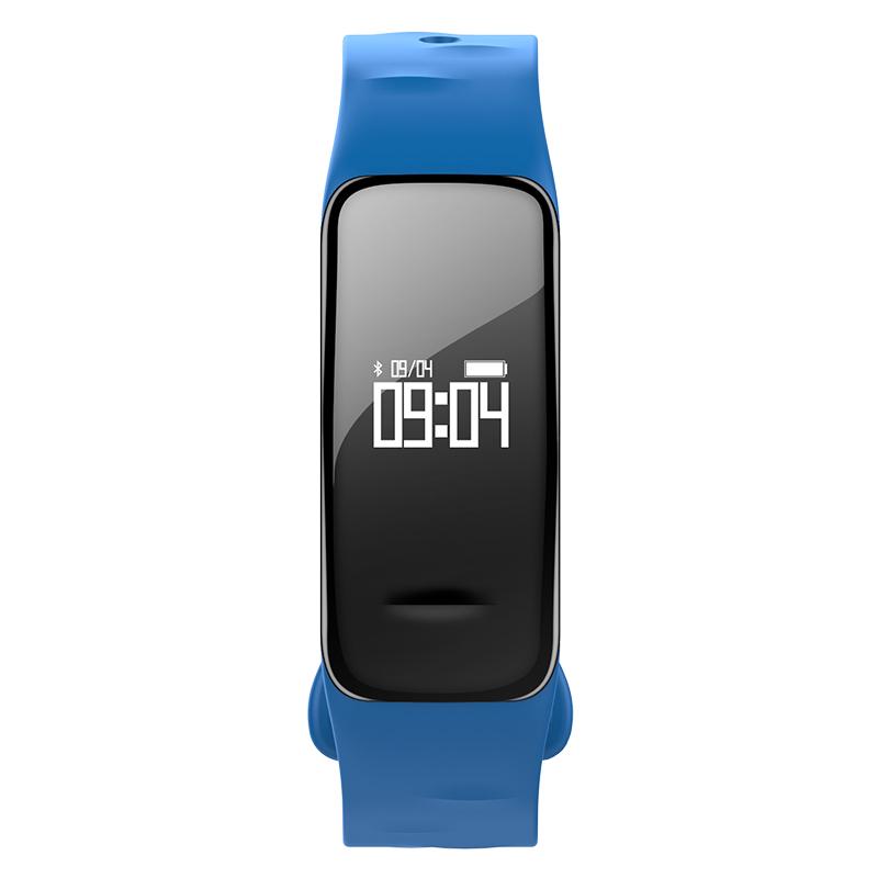 Fitness Tracker, blau