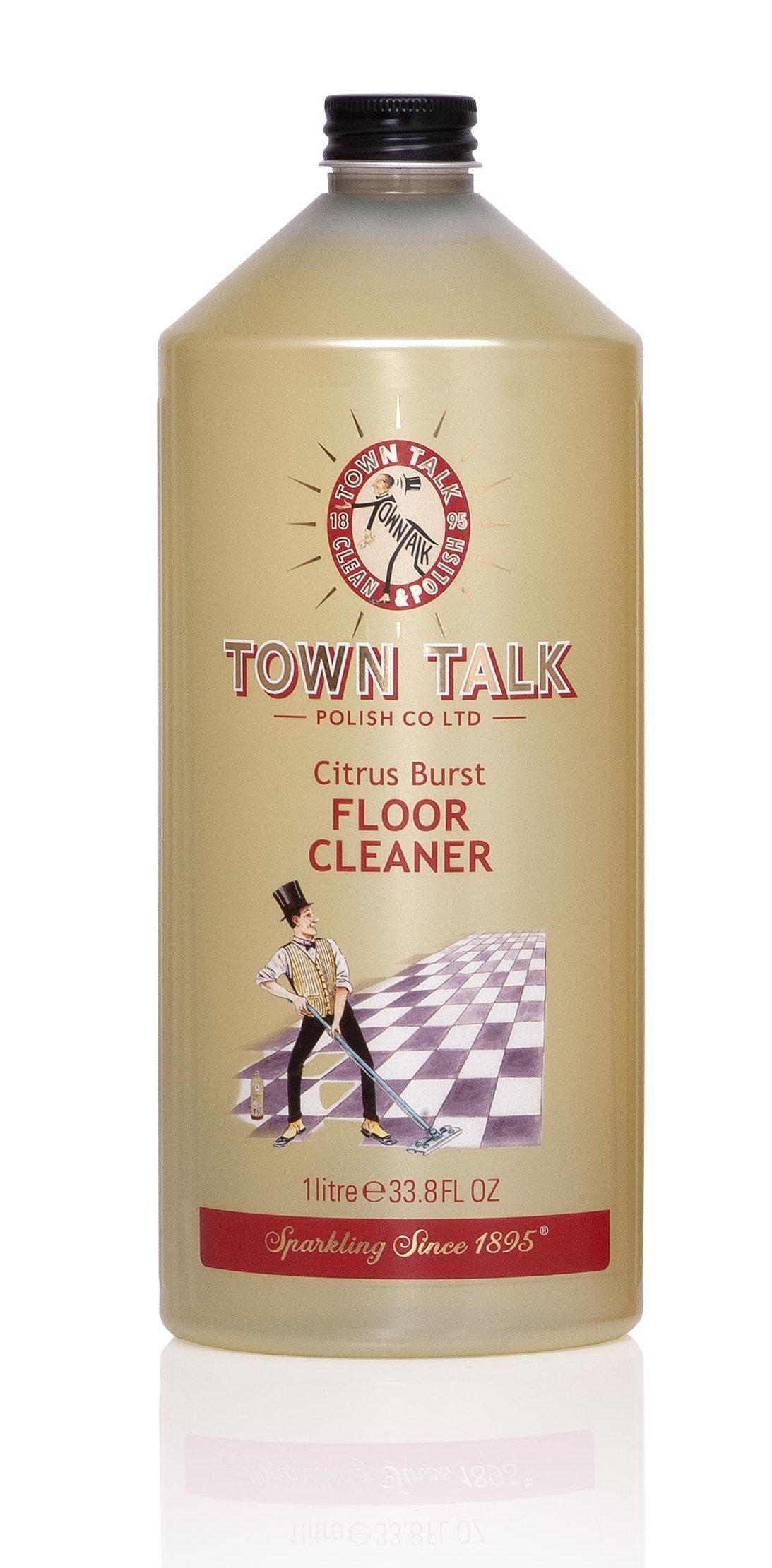 Mr Town Talk Bodenreiniger Citrus Burst 1 Liter