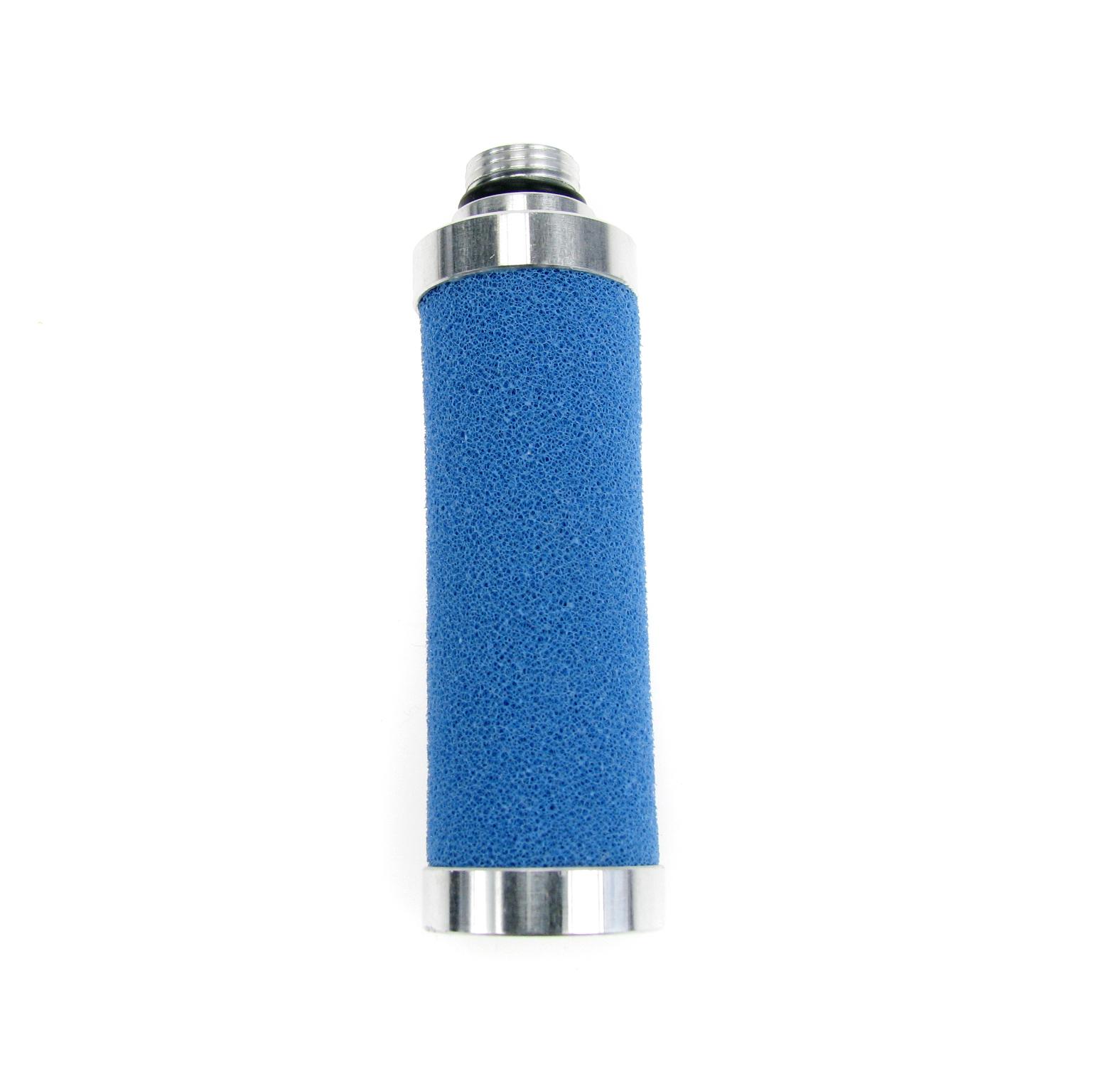 Filterinzetstuk blauw (microfilter) 0,01µ