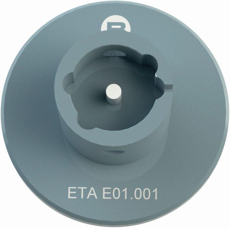 Bergeon Werkhalter 4 7/8 für ETA E01.001