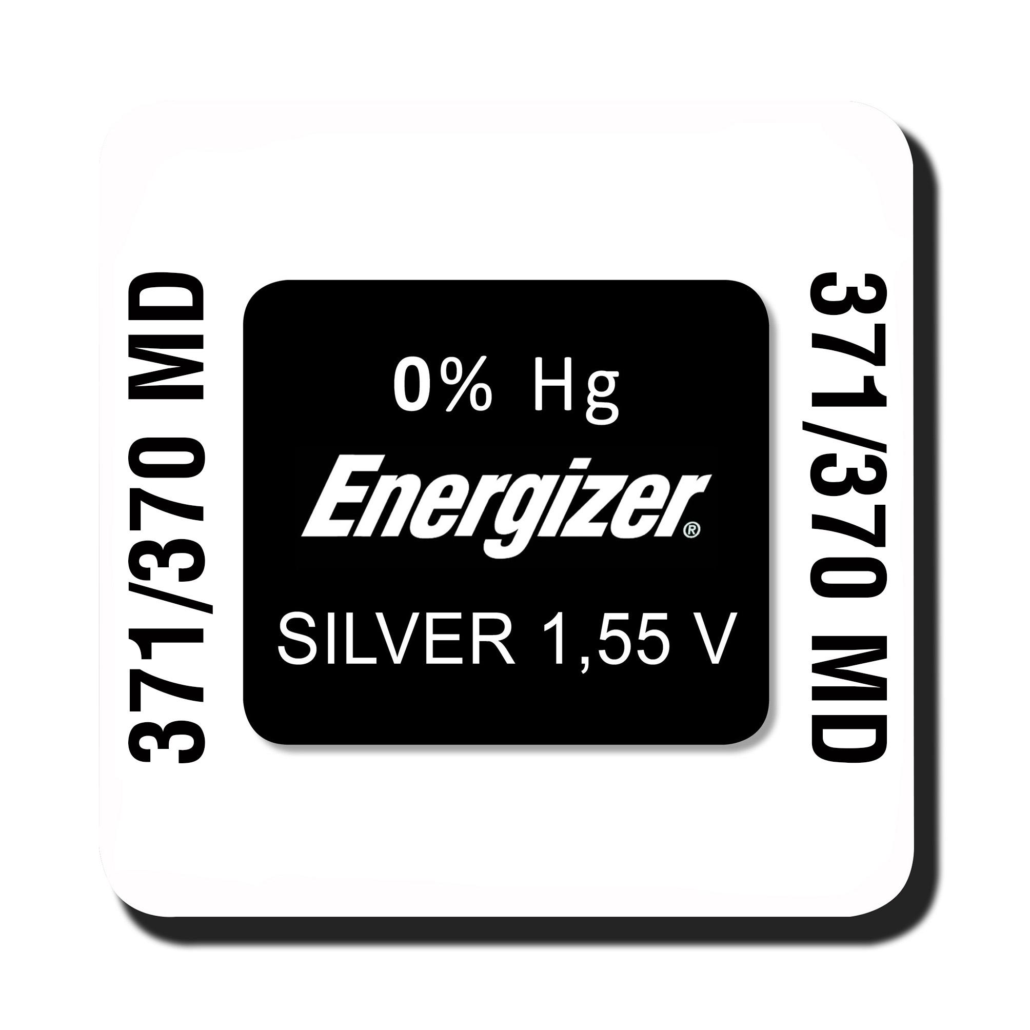 Energizer 371/370 knoopcel