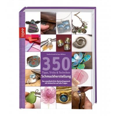 Buch 350 Tipps, Tricks und Techniken zur Schmuckherstellung