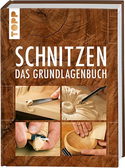 Buch Schnitzen - Das Grundlagenbuch