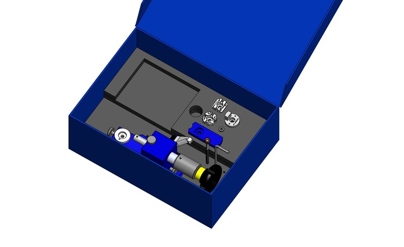 Horia Multifunktionsgerät AMF 2015-50 Uhrmachersatz