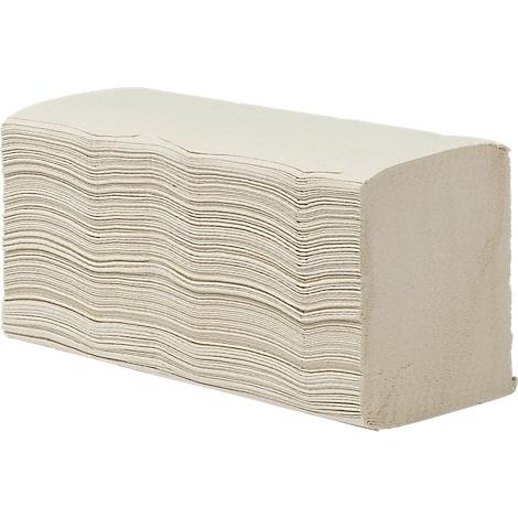 Papieren handdoek, V-vouw, 250 vellen