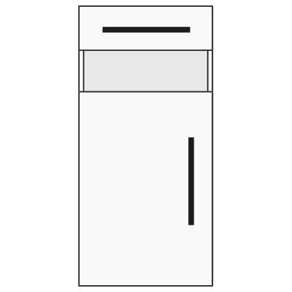 Benchalist Container Nr. 14 für Einbau Druckluft-Verkabelung