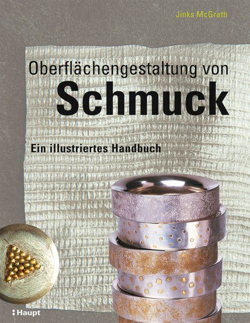 Buch Oberflächengestaltung von Schmuck