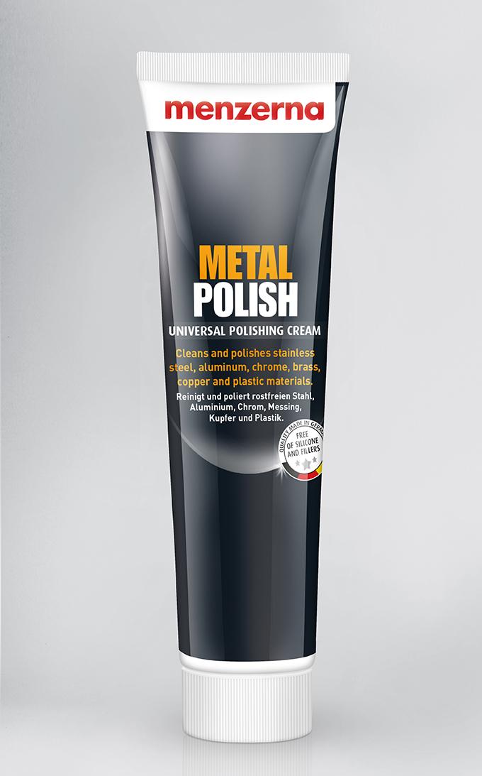 Metaal Poleercrème Menzerna 125g