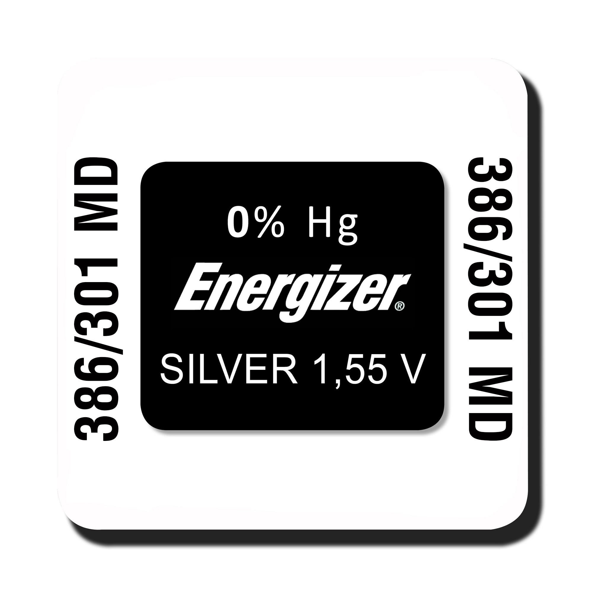 Energizer 386/301 knoopcel