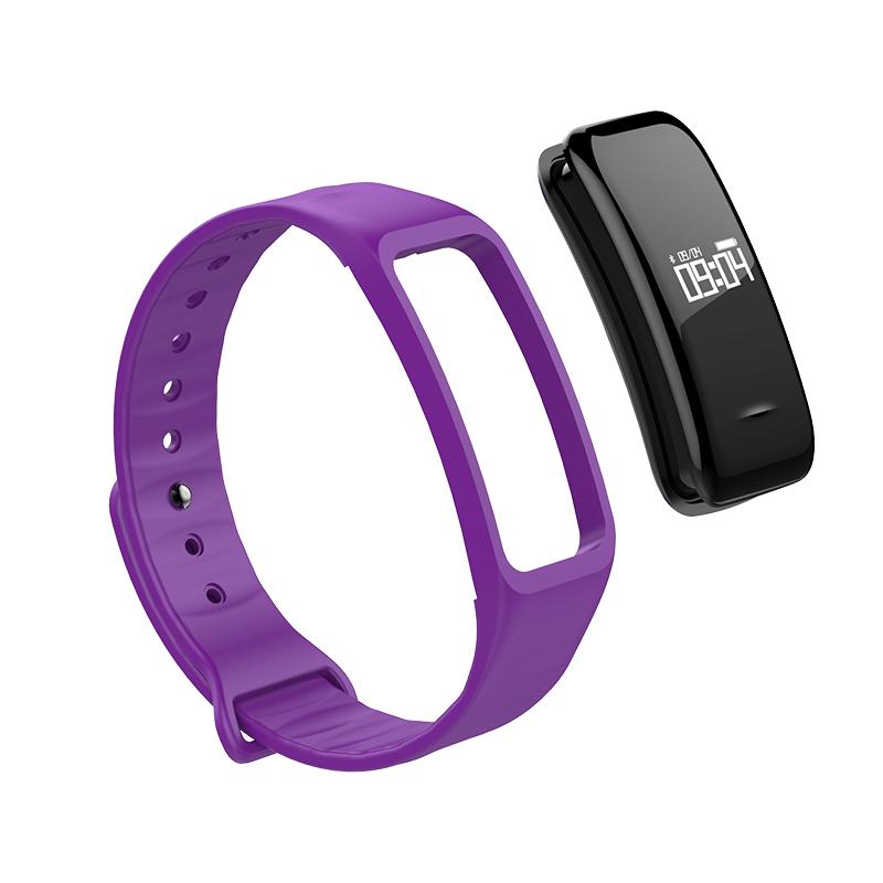 Ersatzarmband für Fitnesstracker, violett/ lila