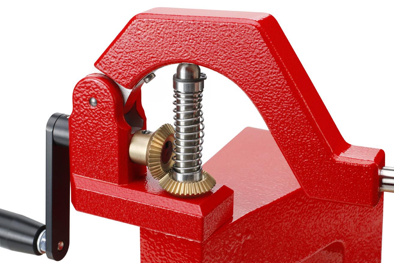 KWM by Flume Einpressapparat inkl. Adapter, Schutzhaube und Hakenschlüssel