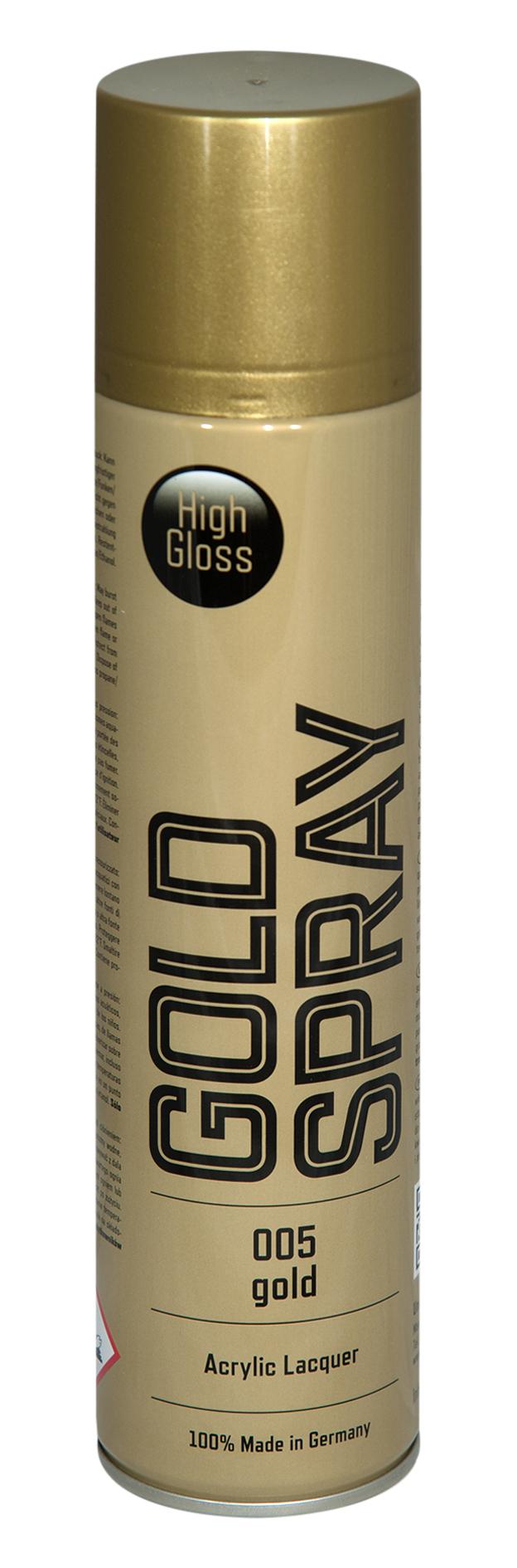 Farbspray Aero-Design, Gold-Spray 400ml