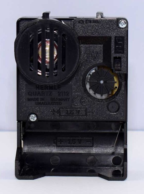 Hermle 2112, WWL 20mm