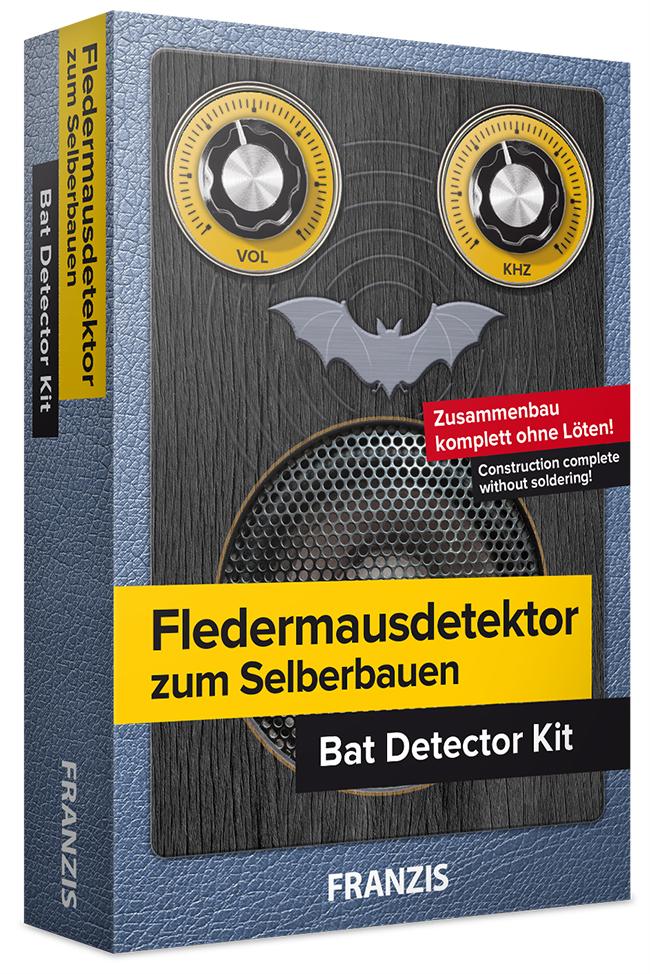Bausatz Fledermausdetektor neue Version
