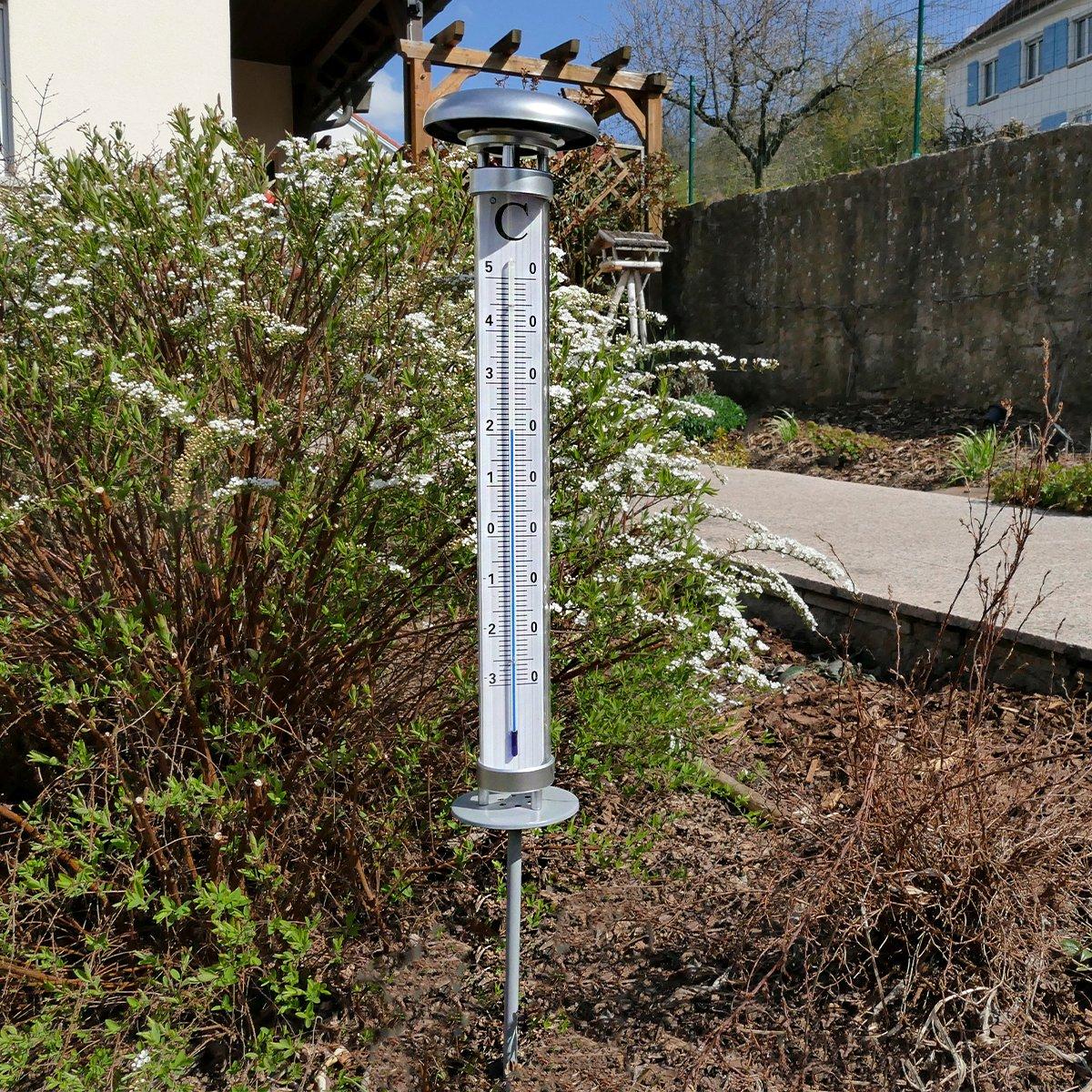 TFA Analoges Gartenthermometer