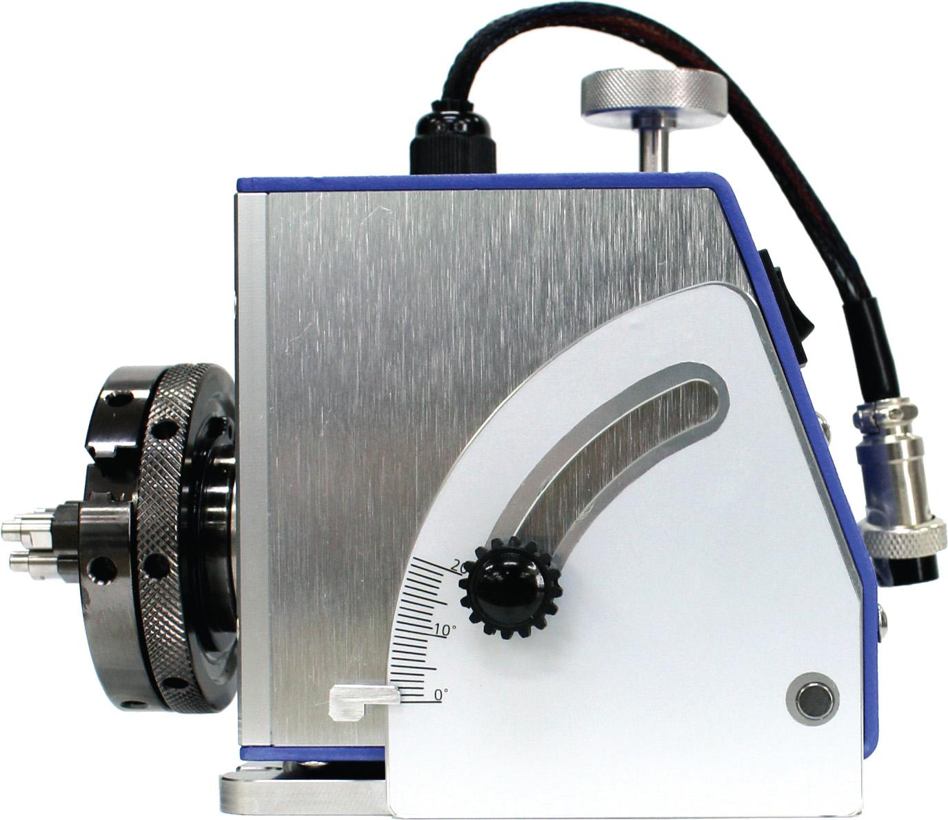 Drehspanner/ Ringmodul für Laser Graviermaschinen IMP-L100